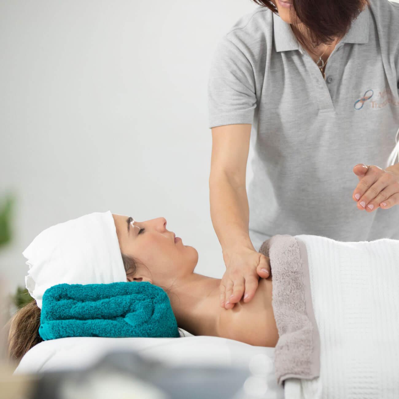 Affinity Treatment pregnancy massage